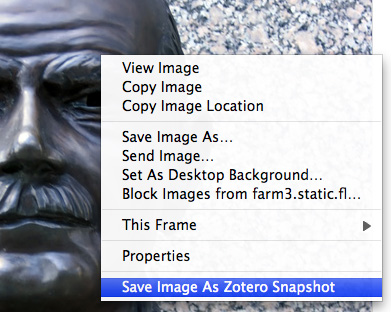 Zotero Instructions